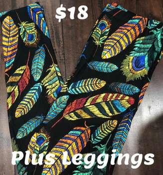 Leggings (Plus)