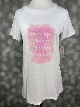 Breast Cancer Awareness Liv (XS)