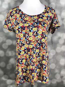 LuLaRoe Collection for Disney Classic T (XXS)