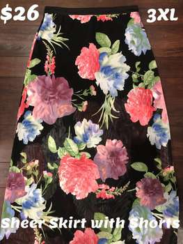 Skirts (3XL)