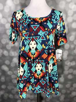 LuLaRoe Collection for Disney Perfect T (XS)