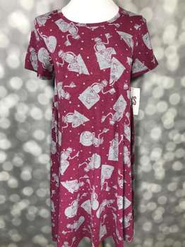LuLaRoe Collection for Disney Carly (XS)