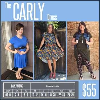 Carly (Sizing Chart)