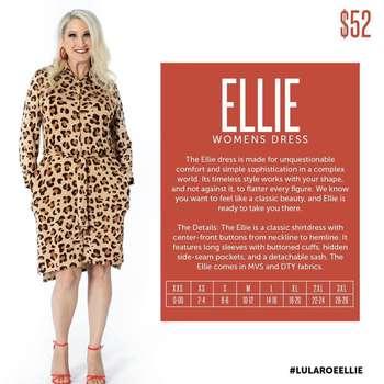 Ellie (Sizing Chart)