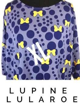 LuLaRoe Collection for Disney Irma (XL)