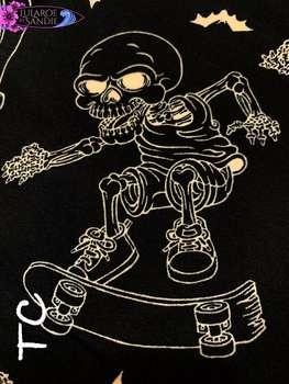 Creepin it Real Leggings (TC Prints)
