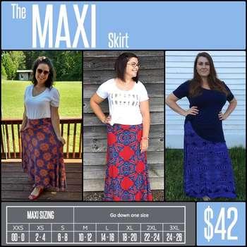 Maxi (Sizing Chart)