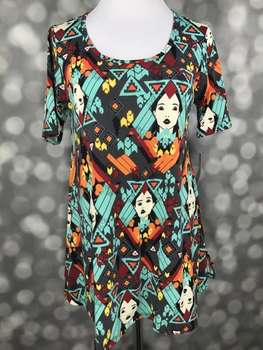 LuLaRoe Collection for Disney Perfect T (XXS)