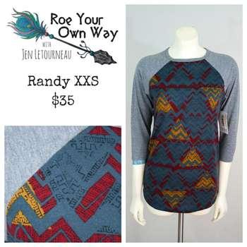 Randy (XXS)