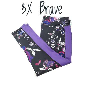 Brave (3X)
