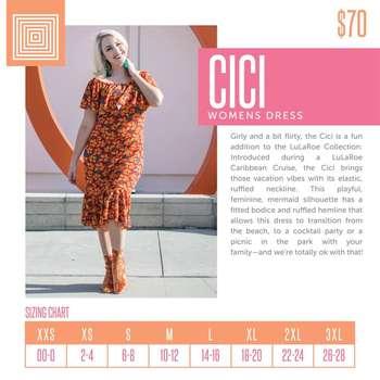 CiCi (Sizing Chart)