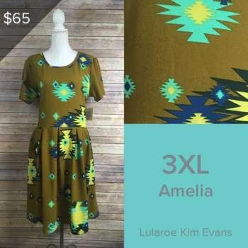Amelia (3XL)