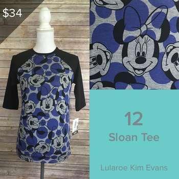 LuLaRoe Collection for Disney Sloan (10-14) (12)