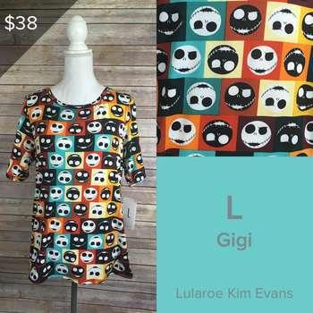 LuLaRoe Collection for Disney Gigi (L)