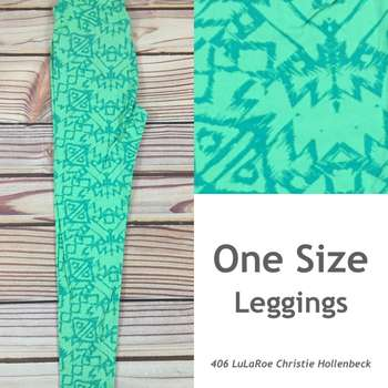 One Size Leggings (OS Prints)