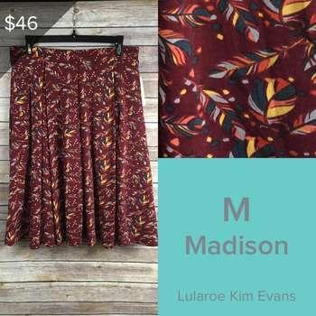 Madison (M)