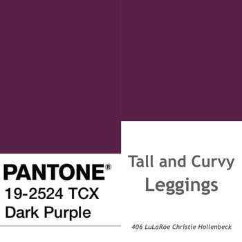 Tall and Curvy Leggings (TC Solids)