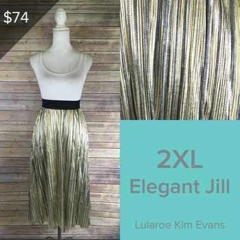 Elegant Jill (2XL)