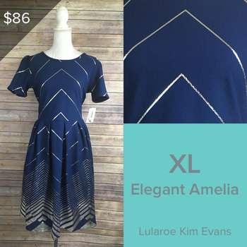 Elegant Amelia (XL)