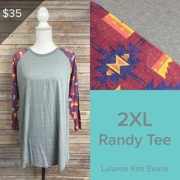 Randy (2XL)
