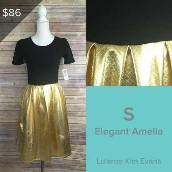 Elegant Amelia (S)
