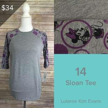 LuLaRoe Collection for Disney Sloan (10-14) (14)