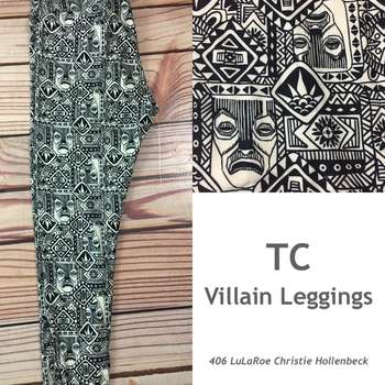 LuLaRoe Collection for Disney Tall and Curvy Leggings (TC Prints)
