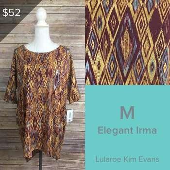 Elegant Irma (M)
