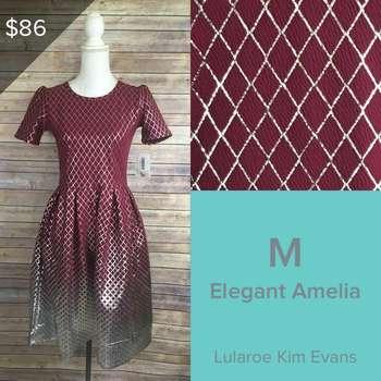 Elegant Amelia (M)
