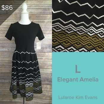 Elegant Amelia (L)