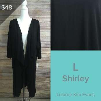 Shirley (L)