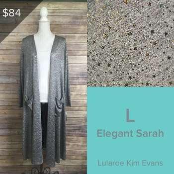 Elegant Sarah (L)