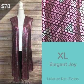 Elegant Joy (XL)