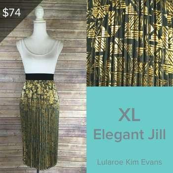 Elegant Jill (XL)