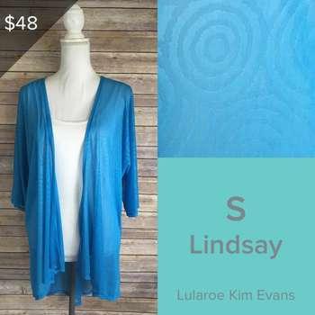 Lindsay Kimono (S)