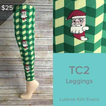 TC2 Leggings (TC2 Solids)