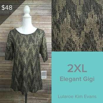 Elegant Gigi (2XL)
