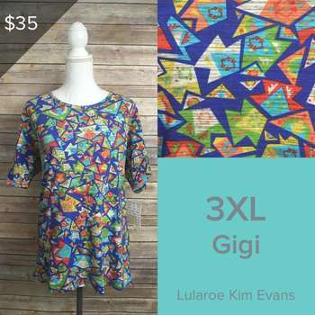 Gigi (3XL)