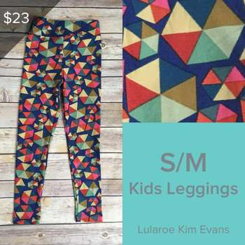 Kids Leggings (S/M)