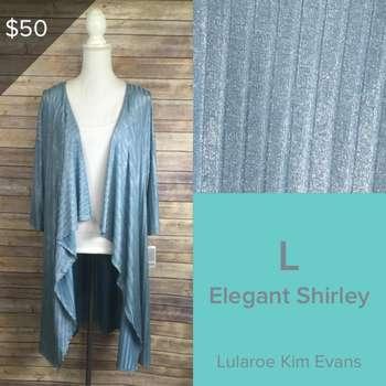 Elegant Shirley (L)