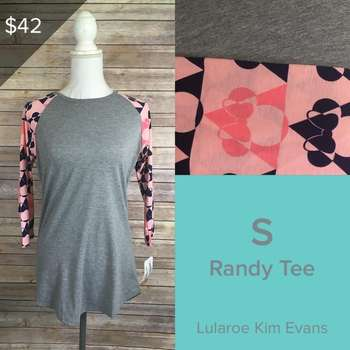 LuLaRoe Collection for Disney Randy (S)