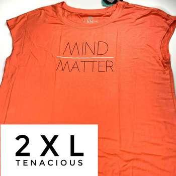 Tenacious (2X)