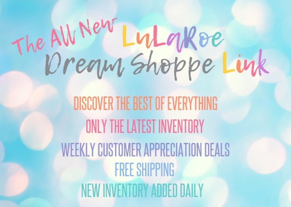 c44859839b34e5 Sonlet | The New Dream Shoppe Daily - the latest LuLaRoe leggings, dresses,  tops and more!