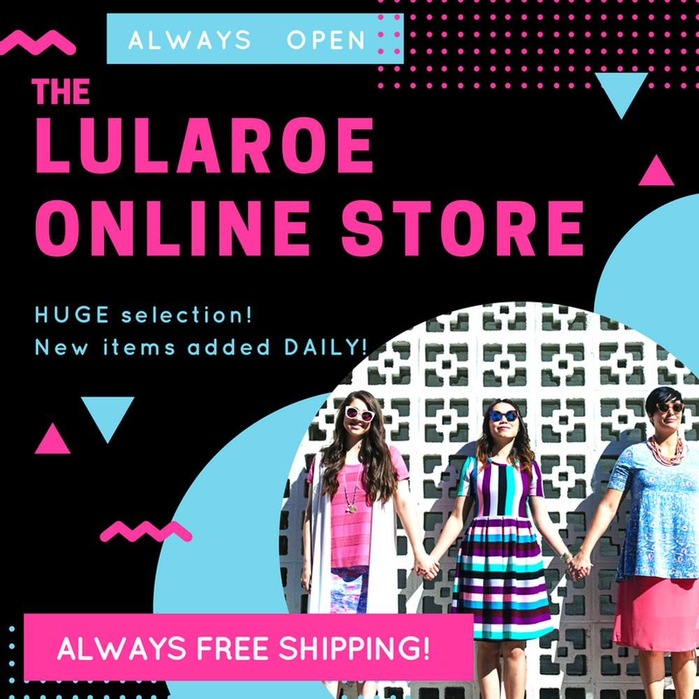 14f1098a2cc581 Sonlet   The LuLaRoe Online Store - ALWAYS FREE SHIPPING!